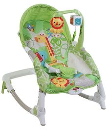 Fisher Price Newborn to Toddler Rocker Green - BCD30