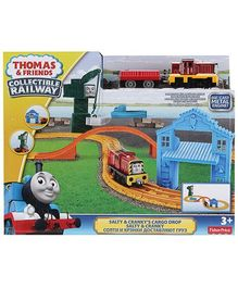 Thomas & Friends Collectible Railway Salty And Crankys Cargo Drop