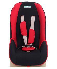 Fab N Funky Kidstar Baby Car Seat - Red