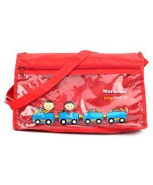 Morisons Baby Dreams Red Travel Bag - Set of 7