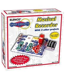 Snap Circuits Musical Recorder