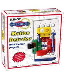 Snap Circuits Motion Detector