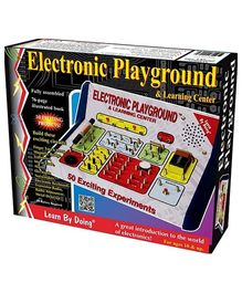 Snap Circuits Electronic Playground 50-In-1 Experiments
