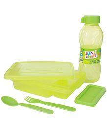 Pratap Happy Time Gift Set - Green