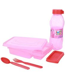 Pratap Happy Time Gift Set - Pink