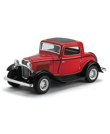 Kinsmart 1932 Ford 3 Window Coupe Diecast Car