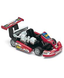 Kinsmart Turbo Go Cart Toy Car