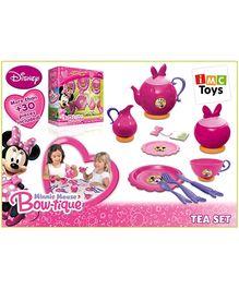 Disney Minnie Mouse Tea Set - Pink