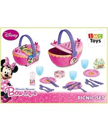 Disney Minnie Mouse Picnic Set - Pink