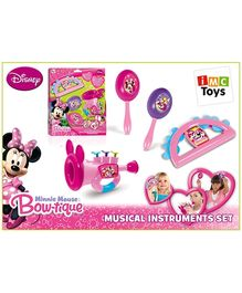 Disney Minnie Mouse Bowtique- Musical Instruments Set