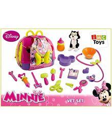 Disney Minnie Vet Set