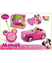 Disney RC Car Minnie