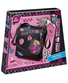 Disney Monster High Do It Yourself Shoulder Bag