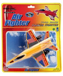 Speedage Air Fighter Toy - Yellow
