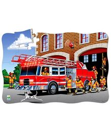 Learning Journey Puzzle Giant Fire Rescue - 30 pieces
