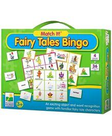 Learning Journey Match It Bingo Fairy Tales