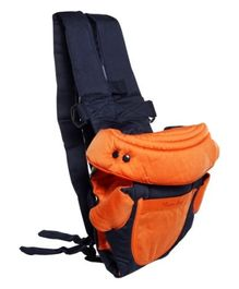 Chuan - Que Modernize Soft Baby Carrier (Orange)