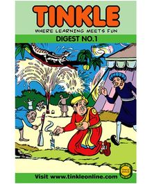 Tinkle Digest No. 1