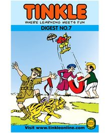 Tinkle Digest No. 7