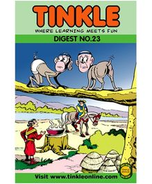 Tinkle Digest No 23 - English