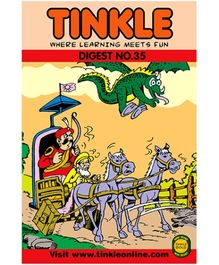 Tinkle Digest No. 35