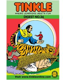 Tinkle Digest No. 36
