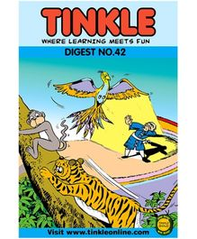 Tinkle Digest No 42 - English