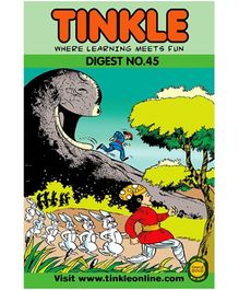 Tinkle Digest No. 45
