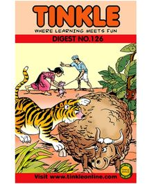 Tinkle Digest No 126 - English