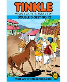 Tinkle Double Digest No. 12