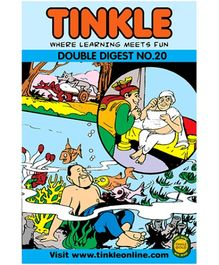 Tinkle Double Digest No. 20