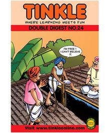 Tinkle Double Digest No. 24