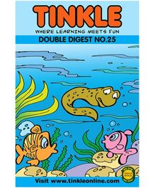 Tinkle Double Digest No. 25 - English
