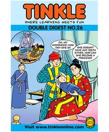 Tinkle Double Digest No. 26