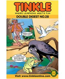 Tinkle Double Digest No. 28