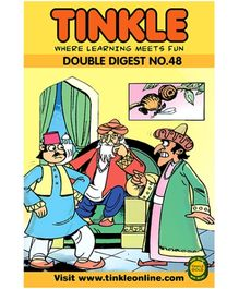 Tinkle Double Digest No. 48