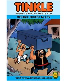 Tinkle Double Digest No. 59 - English