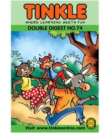 Tinkle Double Digest No. 74