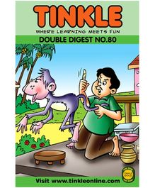 Tinkle Double Digest No. 80