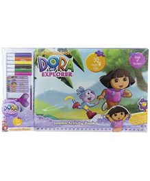 Dora Repco Jumbo Activity Book - 30 Pages