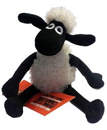 Shaun the Sheep Sitting Plush Toy - 20 cm