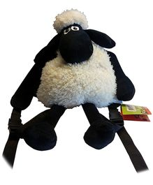 Shaun the Sheep Sitting Plush Backpack - 16 Inches