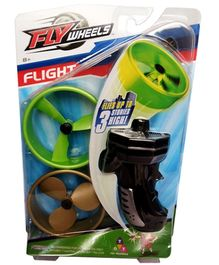 Jakks Pacific Fly Wheels Flight Basic Wave - Translucent