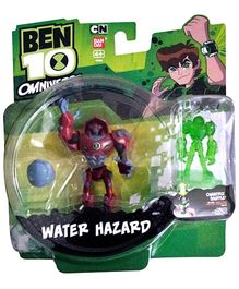 Ben 10 Water Hazard With Hour Glass Figure