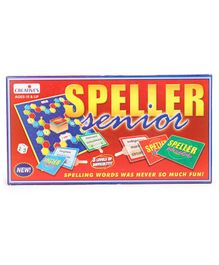 Creatives - Speller Senior