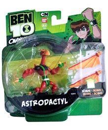 Ben 10 Figure- Astrodactyl With Wing