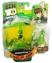 Ben 10 Alien Collection Figure- Crasshhopper