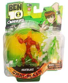 Ben 10 Alien Collection Figure- Heatblast