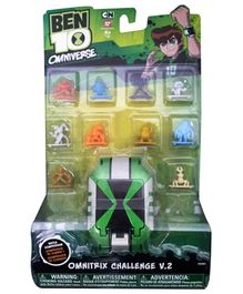 Ben 10 Omnitrix Challenge Version 2