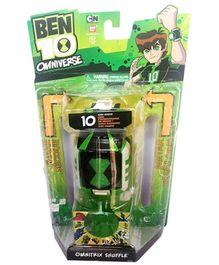 Ben 10 Omnitrix Shuffle - Green